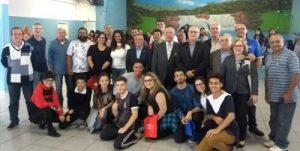 Projeto Rumo orienta alunos de escolas sobre cursos e carreiras