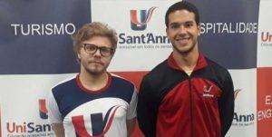 Tênis de mesa: UniSant'Anna vence a primeira etapa do Campeonato Paulista