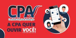 CPA – Comissão Própria de Avaliação