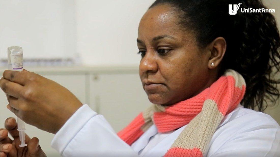 UniSant'Anna disponibiliza nova oportunidade de vacinação contra o sarampo