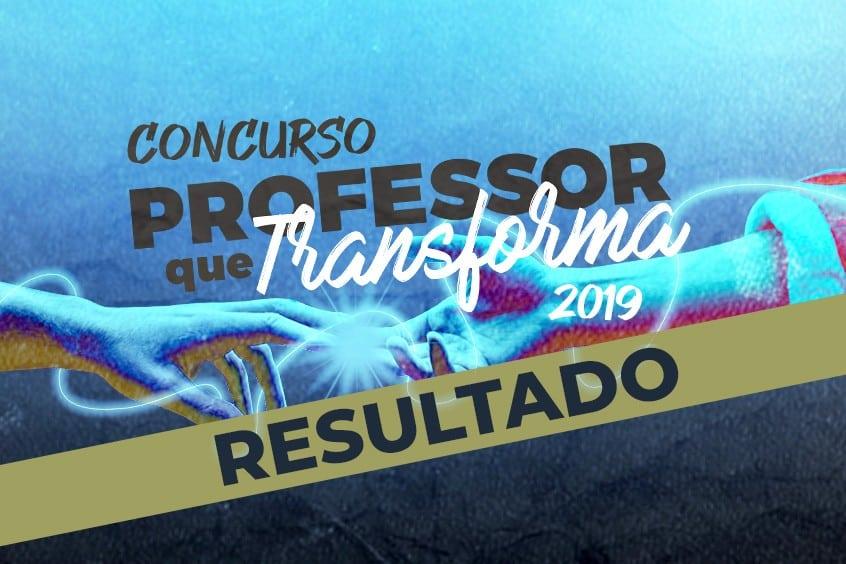 """Vencedor do Prêmio """"Professor que Transforma 2019"""" traz história de superação"""