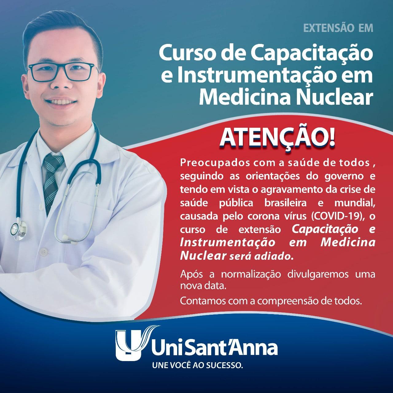 Capacitação e Instrumentação em Medicina Nuclear