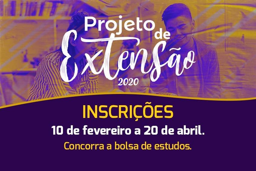 Muito além da Sala de Aula: UniSant'Anna abre inscrições para Projetos de Extensão 2020