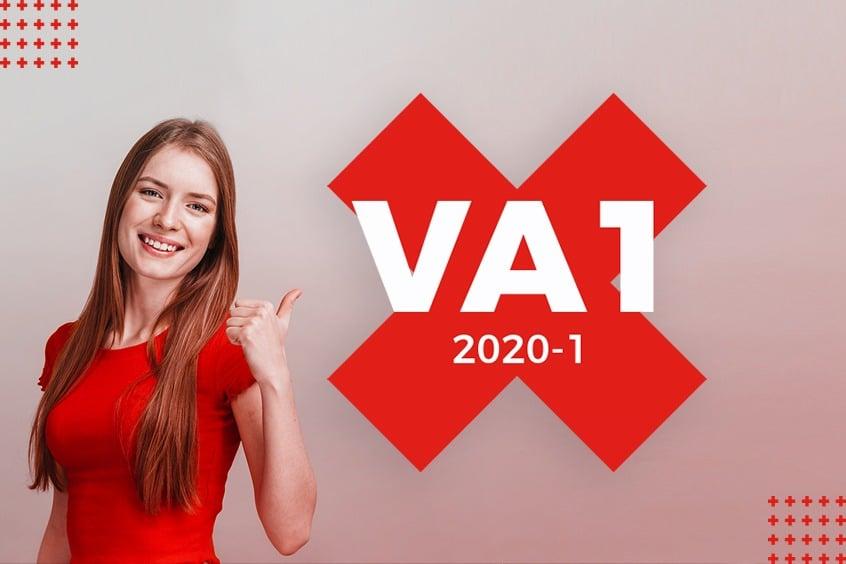 Semana de VA1: 23 a 27 de março