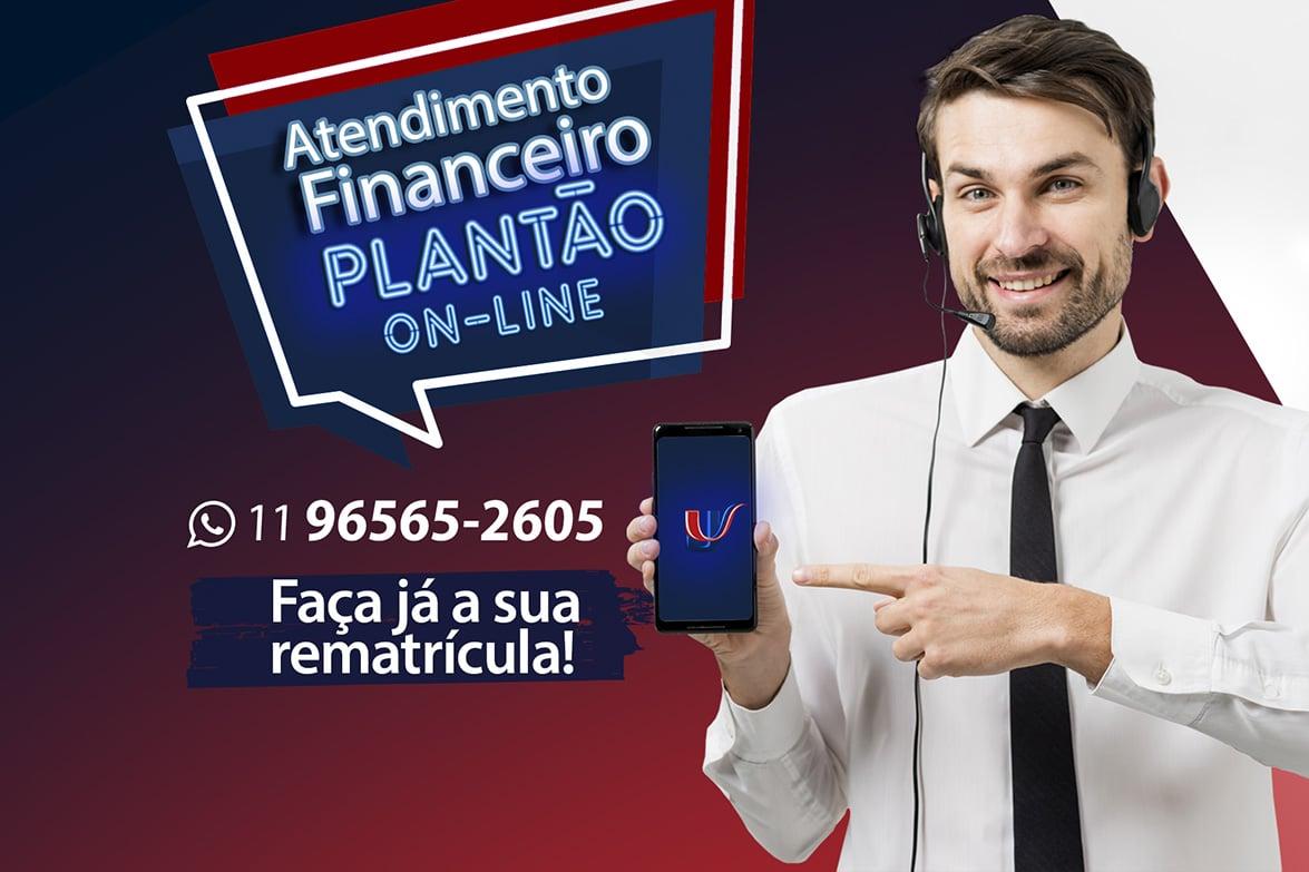 Atendimento Virtual Financeiro