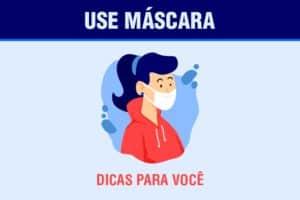 Decreto do Governo do Estado de SP determina o uso de máscara para quem precisar sair