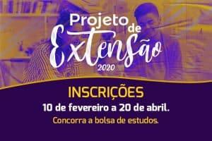 As inscrições do PIBIC e PIBEX vão até 20/04