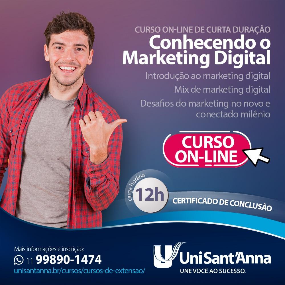 Conhecendo o Marketing Digital