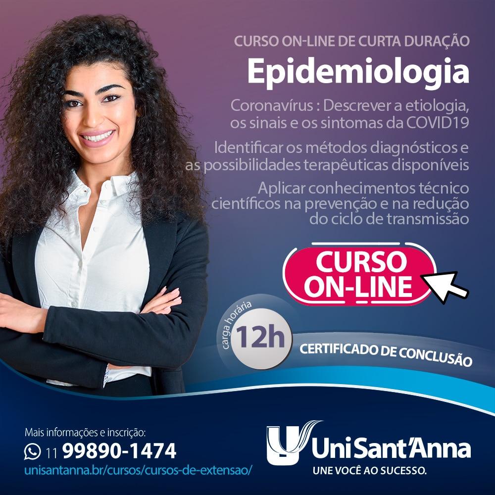 Epidemiologia - Coronavírus