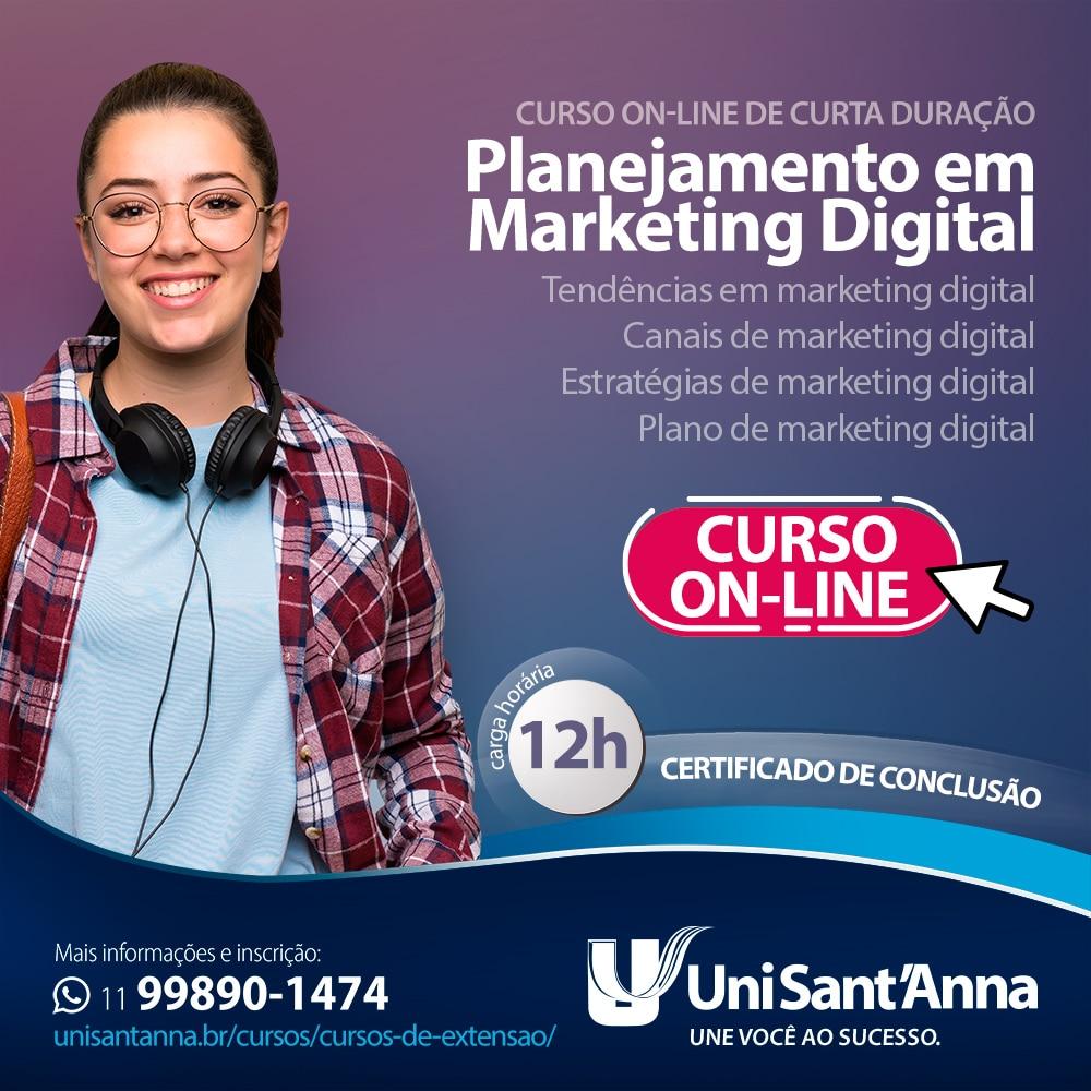 Planejamento em Marketing Digital