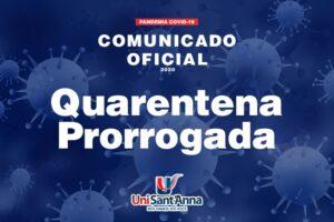 Governo Estadual de São Paulo prorroga quarentena até 28 de junho