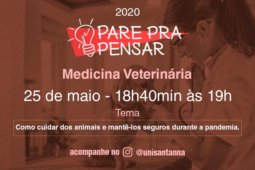 Pare Pra Pensar: Como Cuidar dos Animais e Mantê-los Seguros na Pandemia