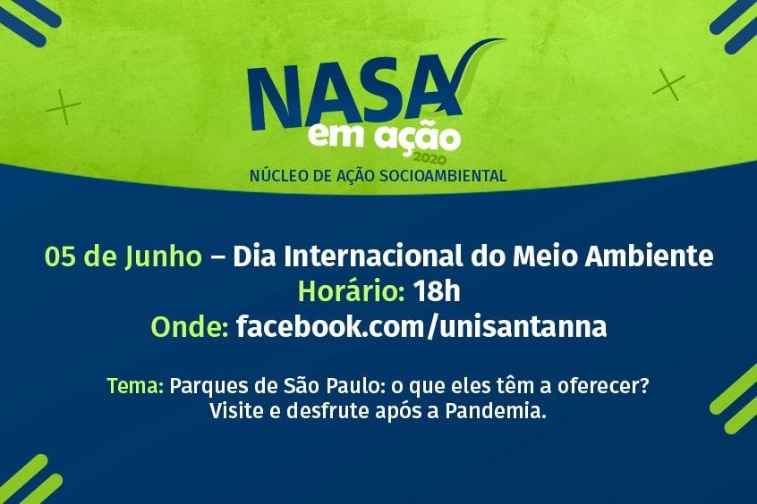 NASA em Ação: Dia Internacional do Meio Ambiente