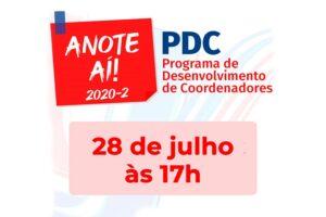 UniSant'Anna promove PDC – Programa de Desenvolvimento de Coordenadores