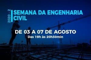 UniSant'Anna promove Semana de Engenharia Civil na recepção de veteranos