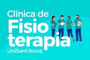 UniSant'Anna oferece Atendimento Gratuito de Fisioterapia