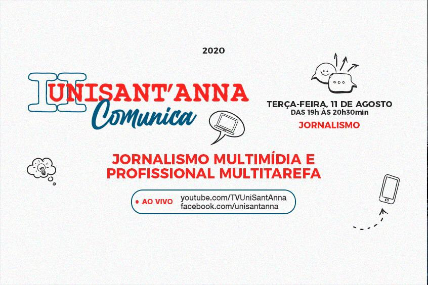 Jornalismo Multimídia e Profissional Multitarefa