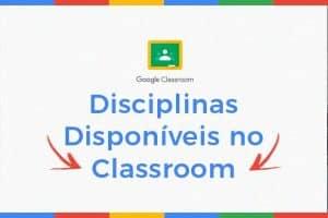 Veja como acessar o seu classroom e link para sua aula remota pelo hangout meet