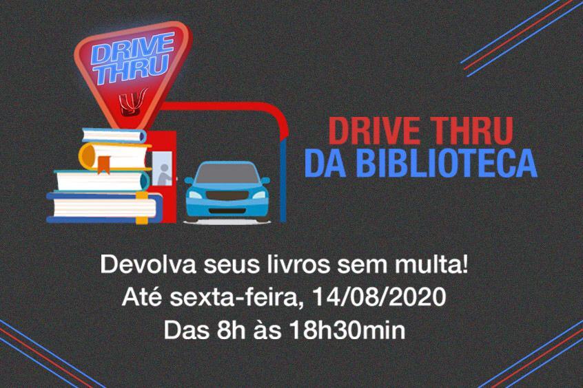 Drive-thru da Biblioteca