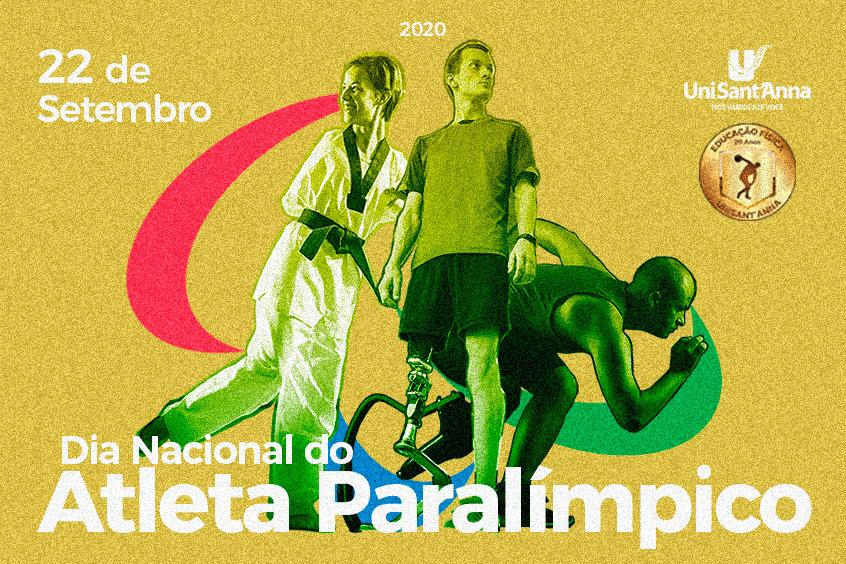 22 de setembro: Dia Nacional do Atleta Paralímpico
