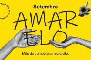10 de Setembro 💛: Dia Mundial de Prevenção ao Suicídio
