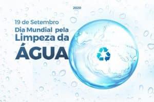 19 de setembro: Dia Mundial pela Limpeza da Água