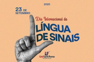 Dia Internacional das Línguas de Sinais