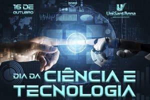 16 de Outubro: Dia da Ciência e Tecnologia