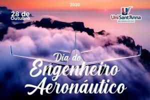28 de Outubro: Dia do Engenheiro Aeronáutico