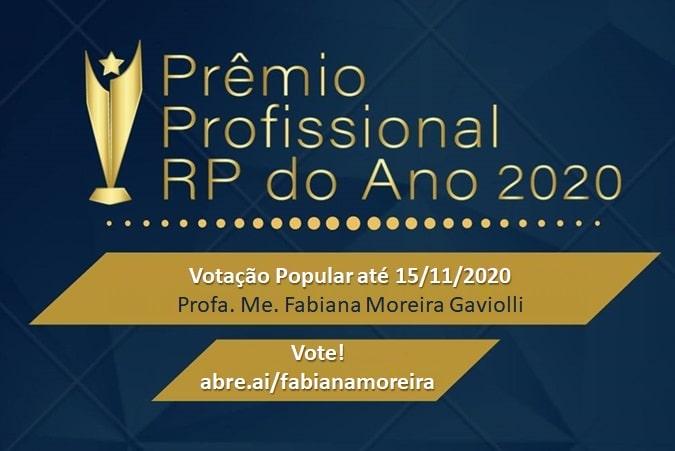 Coordenadora de Comunicação do UniSant'Anna é indicada para o Prêmio Profissional RP do Ano