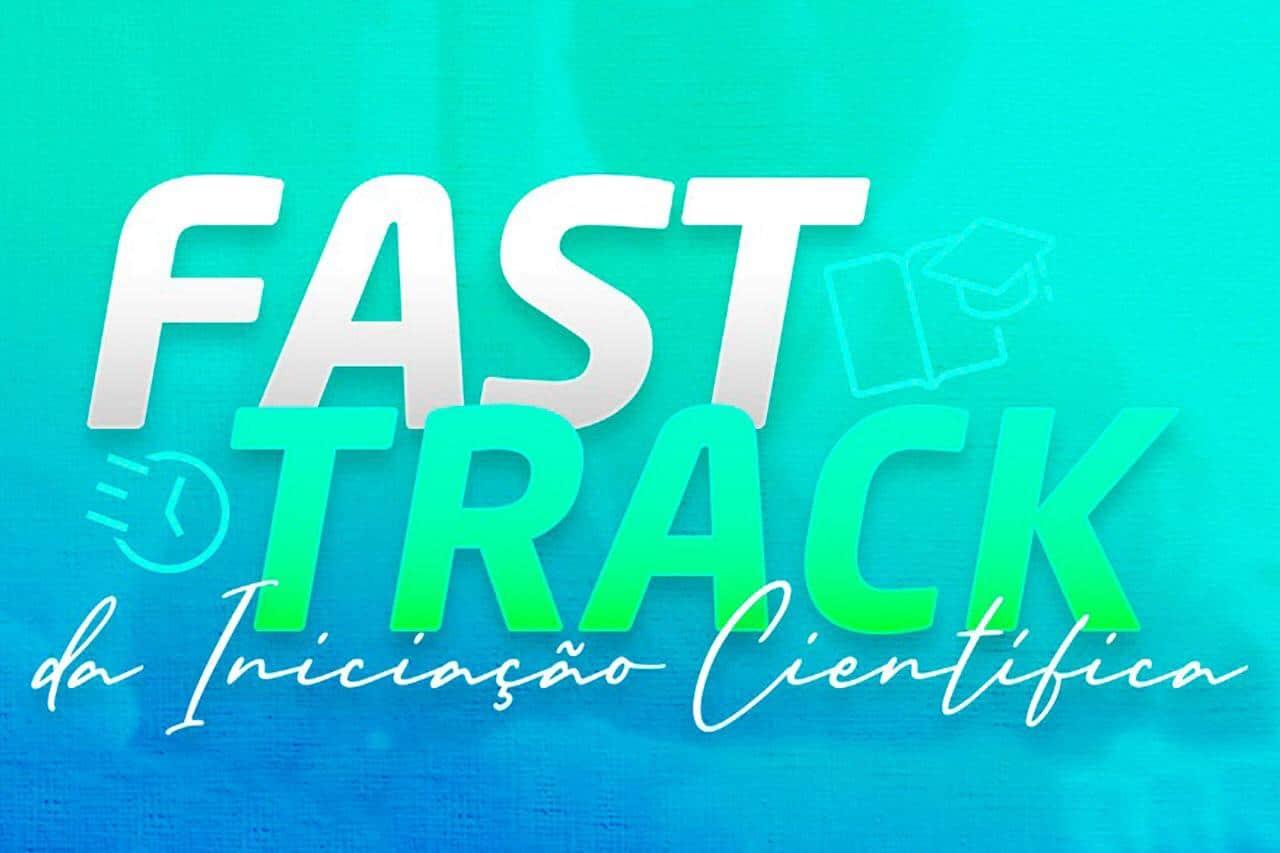 Inscrições abertas para o Fast Track da Iniciação Científica