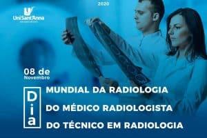 08 de novembro: Dia Mundial da  Radiologia