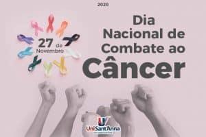 27 de Novembro: Dia Nacional de Combate ao Câncer