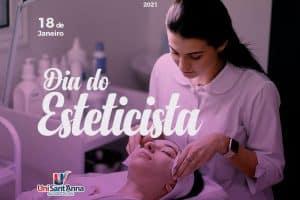 18 de Janeiro: Dia do Esteticista