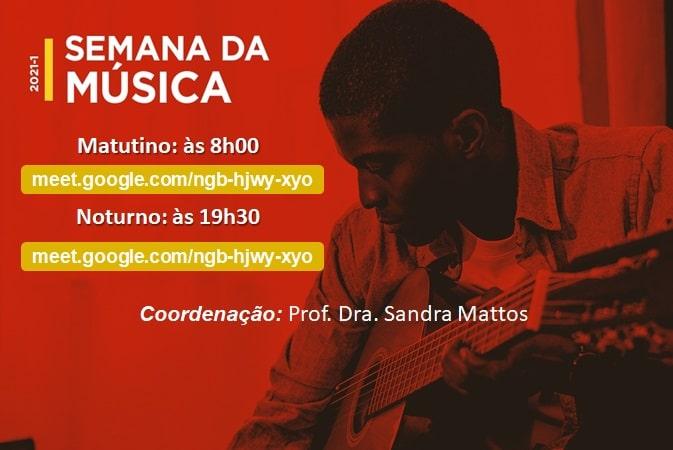 Semana de Música começa no UniSant'Anna, nessa segunda-feira, 08 de fevereiro
