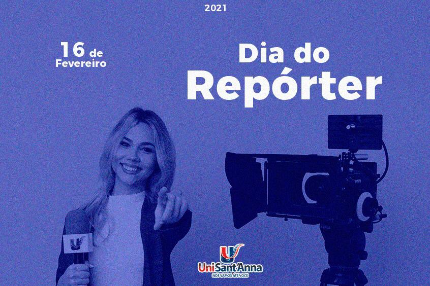 16 de Fevereiro: Dia Nacional do Repórter