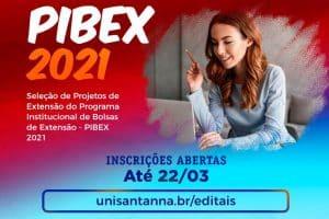 PIBEX: abertas as inscrições para Projetos de Extensão do UniSant'Anna
