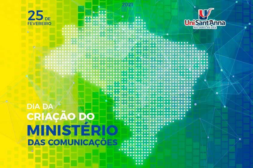 25 de Fevereiro: Dia da Criação do Ministério das Comunicações