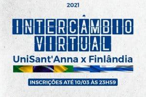 Curso de Música do UniSant'Anna realiza intercâmbio com a Finlândia
