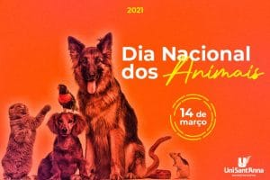 14 de Março: Dia Nacional dos Animais