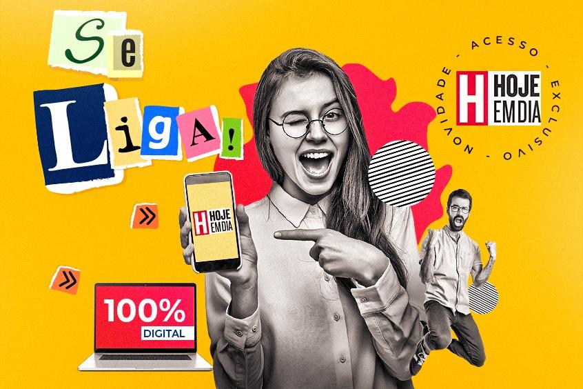 UniSant'Anna e Jornal Hoje em Dia oferecem acesso digital gratuito ao conteúdo integral