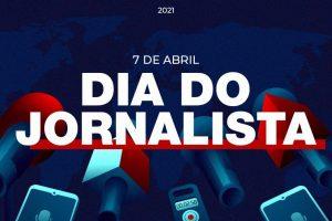 07 de abril: Dia do Jornalista