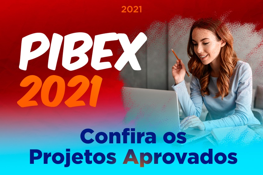 Confira os resultados do PIBEX 2021