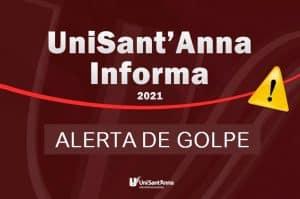 UniSant'Anna não entra em contato para venda de materiais didáticos ou envia links para baixar boletos