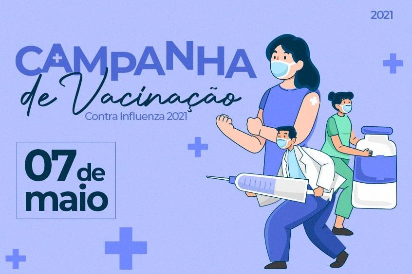 UniSant'Anna promove vacinação contra a gripe para funcionários e professores
