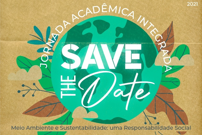 Vem aí: Jornada Acadêmica Integrada 2021