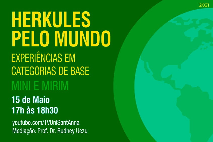 Hérkules Handbol pelo Mundo: Brasil e Portugal