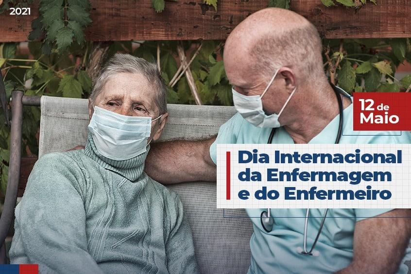 12 de Maio: Dia Internacional da Enfermagem e do Enfermeiro