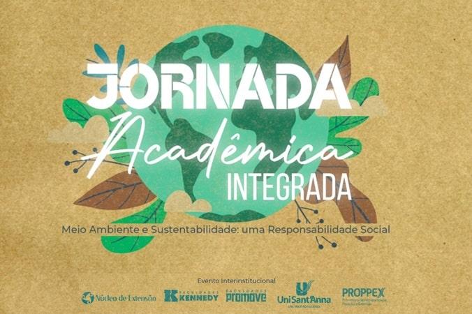 UniSant'Anna (SP), Faculdades Promove e Kennedy (BH)  promovem Jornada Acadêmica Integrada de 31 de maio a 02 de junho