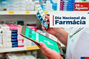 05 de Agosto: Dia Nacional da Farmácia